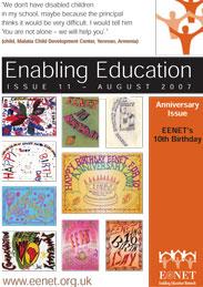 Enabling Education 11 cover