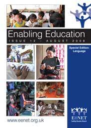 Enabling Education 12 cover