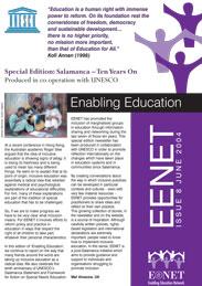 Enabling Education 8 cover