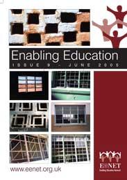 Enabling Education 9 cover